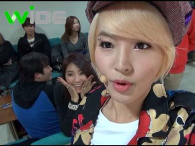 image Hyuna ice cream fancam