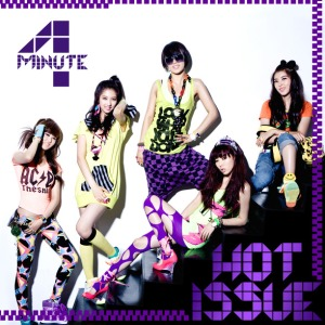 _4minute_Hot_Issue